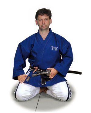 Uniforme Jujitsu Maestri