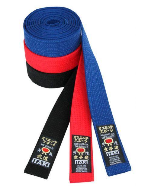 Cintura Itaki con copertura in cotone