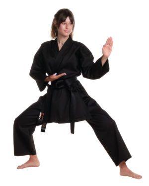 Karategi Kabuki Black