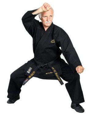 Karategi Itaki Nero Tradizionale