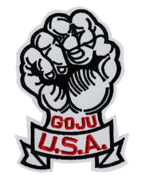 Emblema GOJU USA