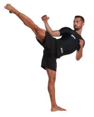 Rashguard e Pantaloncino MMA Top Ring