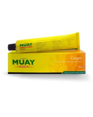 Crema Muay Thai