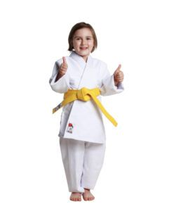 Judogi Matsukaze Kid