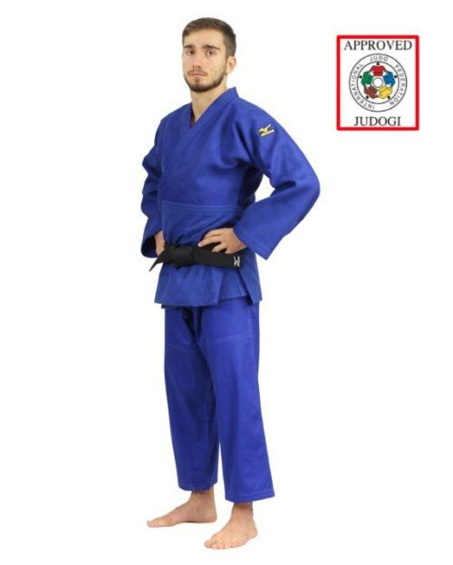Judogi Mizuno Yusho Blu