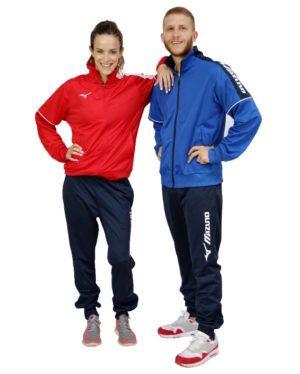 Mizuno Track Jacket & Pant