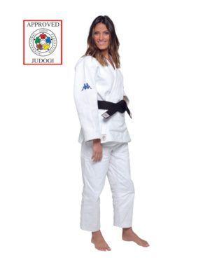 Judogi Kappa Atlanta Bianco Approvato IJF