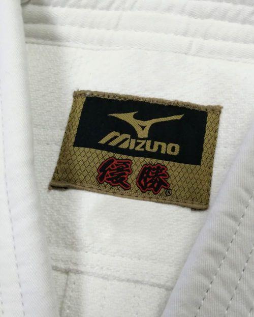 Judogi Yusho Bianco