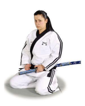 Uniforme Jujitsu per cinture nere