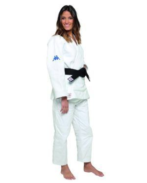 Judogi Kappa Atlanta Bianco