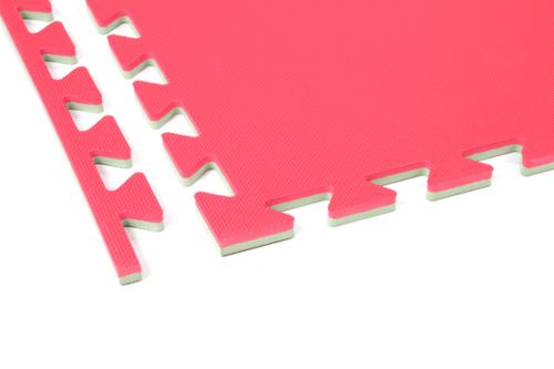 Tatami 2 cm Rosso/Verde