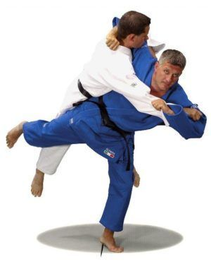 Judogi Itaki Olympic Blu