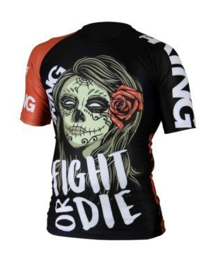 Rashguard MMA Fight or Die