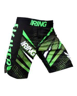 Short MMA Fighter