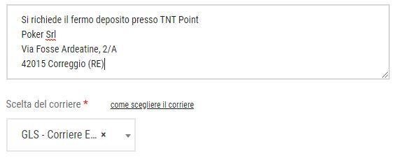 Fermo Deposito TNT Point