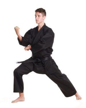 Karategi Itaki Nero Tradizionale Light