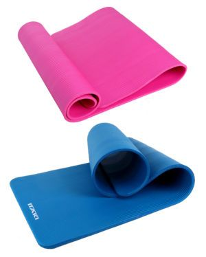 Materassino Yoga Pilates Fitness Comfort