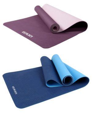 Materassino Yoga Pilates Fitness Deluxe